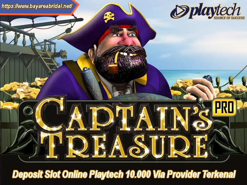 Deposit Slot Online Playtech 10.000 Via Provider Terkenal