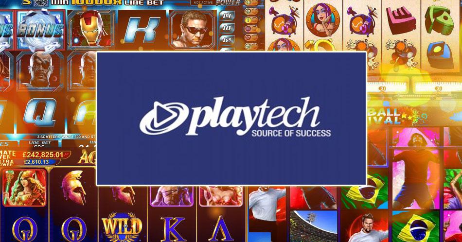 10 Permainan Judi Slot Online Playtech Paling Populer 2021